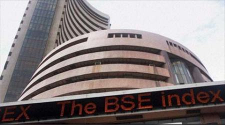 Indian stock markets open lower over global cues