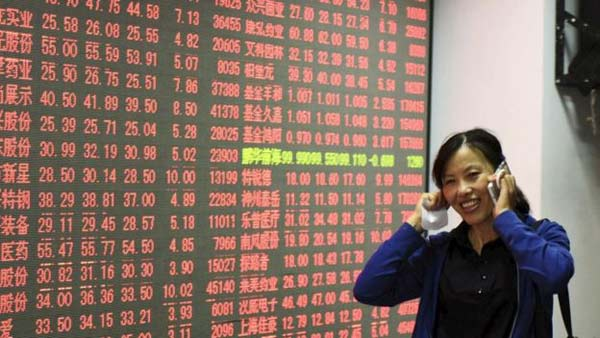 Most Asian markets edge higher