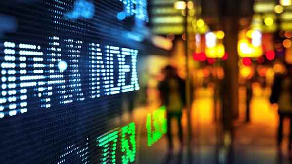 Asian markets under pressure, China trade data eyed