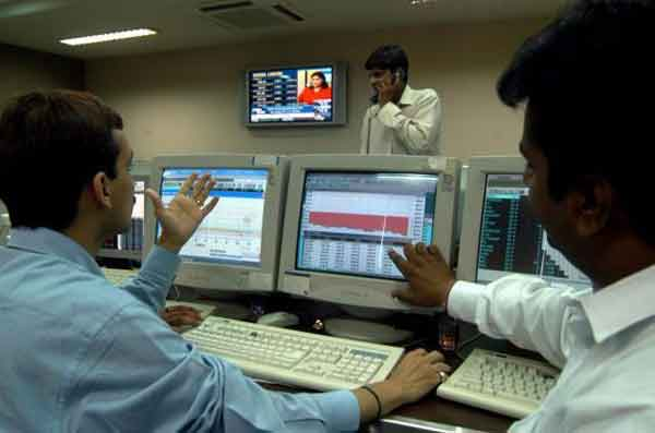 Sensex ends higher by 107 points