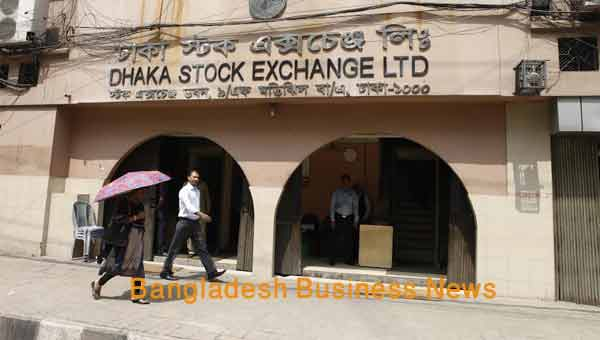 Bangladesh's stocks break two-day losing streak