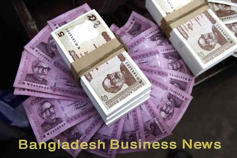 Bangladesh Taka appreciates by 5 paisa against US dollar at customer level