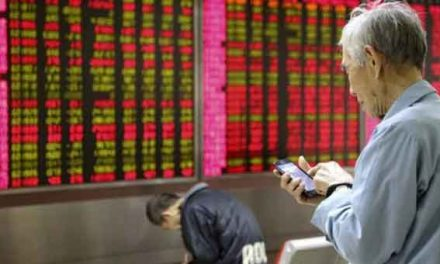 Asian markets trades lower