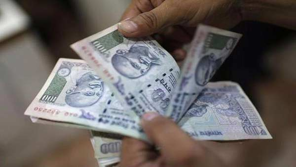 Indian rupee reclaims three paisa against US dollar