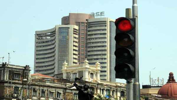 Sensex ends marginally down