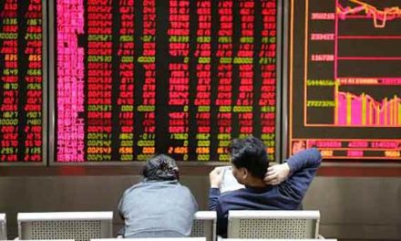 Asia markets fall with financial shares under pressure