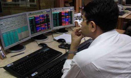 Sensex ends 33 points down; healthcare stocks plunge on USFDA warning