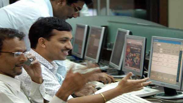 Sensex gains 105 points as GST Bills get Lok Sabha approval