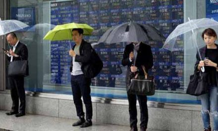 Asian equities close mixed as geopolitics take a backseat