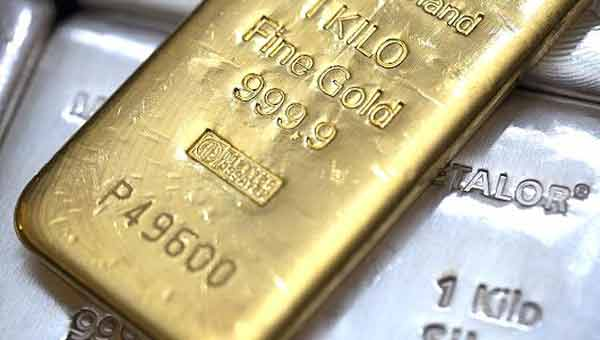 Gold prices jump in Asia on solid China trade figures