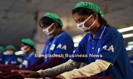 Bangladesh's export earnings grow 3.67% in July-May