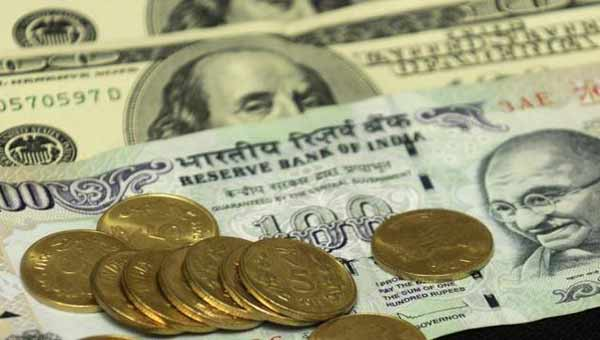 Indian rupee up 8 paisa at 64.43 on dollar selling