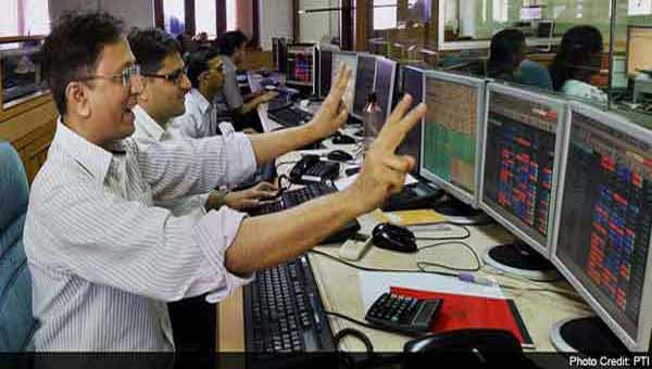 Sensex soars 225 points, Nifty up at 9,205