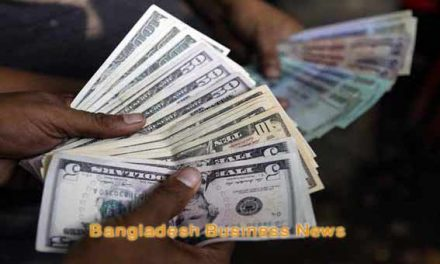 Bangladesh Taka depreciates three paisa more against US$