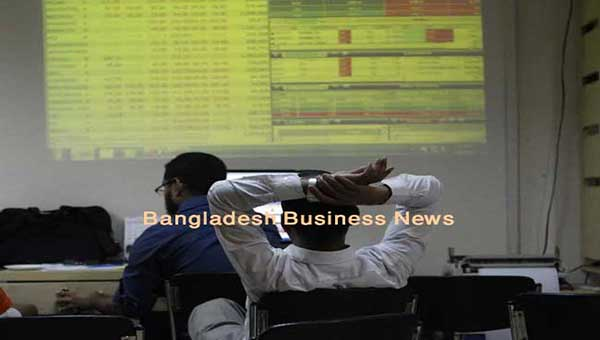 Bangladesh's stocks witness negative trend at opening