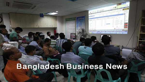 Bangladesh's stocks witness upward trend at opening