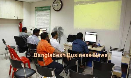 Bangladesh's stocks finish flat amid choppy trading
