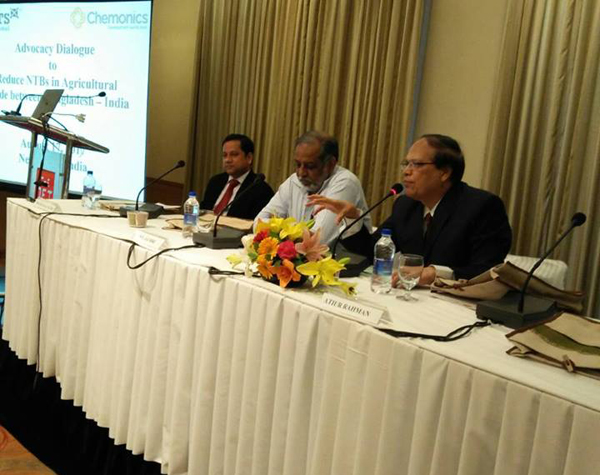 Atiur for removing NTBs to boost Indo-Bangladesh Trade